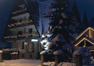 Bernadeta Biały Dunajec - święta w górach