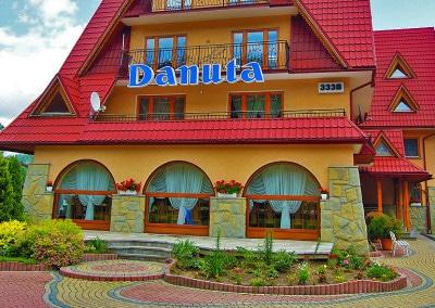 Wigilia w górach Danuta Biały Dunajec