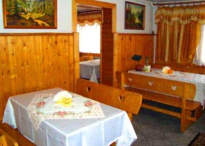 święta w górach U Pańszczyka biały Dunajec