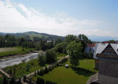 Święta w gorach Danuta biały Dunajec Tatry