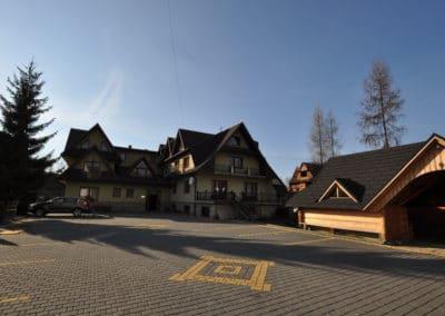 święta w górach Halina Biały Dunajec