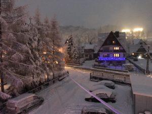 święta w górach Pańszczyk II Biały Dunajec Tatry