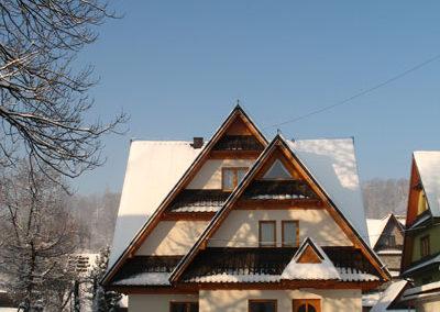 święta w górach U ZOFII Biały Dunajec