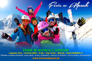 Ferie w Alpach z dziećmi