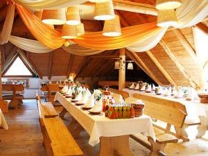 święta w Dunajcu, święta w górach ośrodek U Furtoka