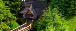 Świeta w górach Góralski Domek