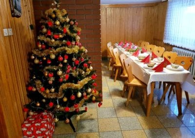 święta w górach, święta w Dunajcu, ośrodek Małgosia