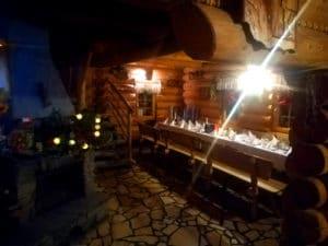 święta w górach karczma Polaniorka