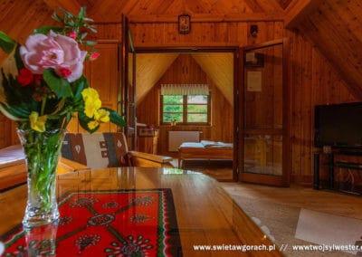 święta w górach góralski domek